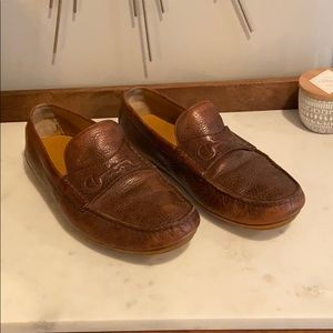 Brown Mens Gucci Loafers